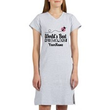 World's Best Epidemiologist Women's Nightshirt