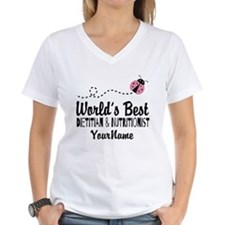 World's Best Dietitian Shirt
