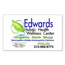 Edwards Holistic Health and Wellness Center Sticke