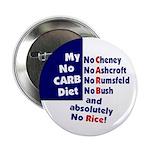 My No Carb Diet (anti-Bush Button)