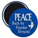 Peace Popular Demand Magnets (10 pack)