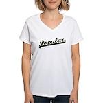 Popular Women's V-Neck T-Shirt