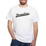 Popular White T-Shirt