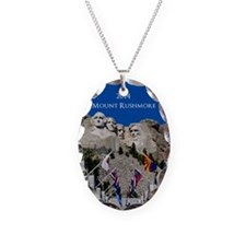 Mount Rushmore Customizable So Necklace