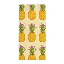 Pineapples, Beach Towel