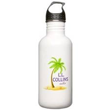 Author LL Collins Water Bottle