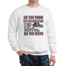Tucker Math Sweatshirt