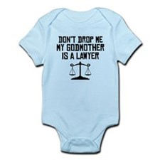 My Godmother Is A Lawyer Body Suit