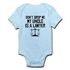 My Uncle Is A Lawyer Body Suit