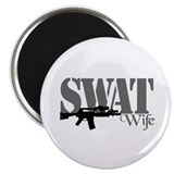 SWAT Wife Magnet