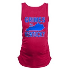 Alison Lundergan Grimes for Ken Maternity Tank Top