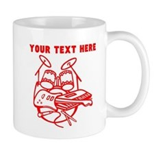 Custom Red Rock Instruments Mugs