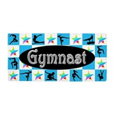 Elite Gymnast Beach Towel