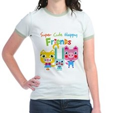 Super Cute Happy Friends T