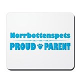 Norrbottenspets Parent Mousepad