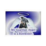 Cool Rottweiler items Rectangle Magnet