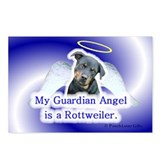 Rottweiler items Postcards (Package of 8)