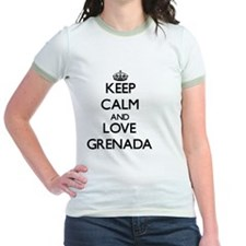 Keep Calm and Love Grenada T