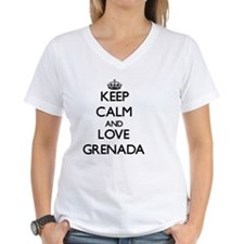 Keep Calm and Love Grenada Shirt