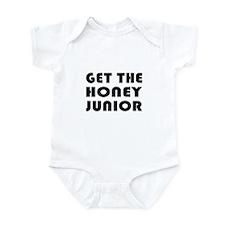 Get The Honey, Junior Infant Bodysuit