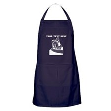 Custom DJ Apron (dark)