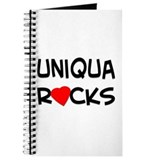 Uniqua Rocks Journal