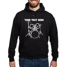 Custom Drum Set Hoody