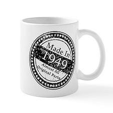 Made In 1949 Small Mug