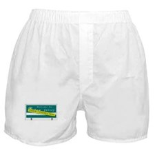 Construction NJ Funny Boxer Shorts