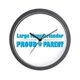 LM Parent Wall Clock