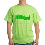Pacific Edible Seaweed Green Mad World T-Shirt
