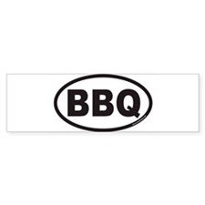 Unique Bbq Bumper Sticker
