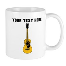 Custom Acoustic Guitar Mugs