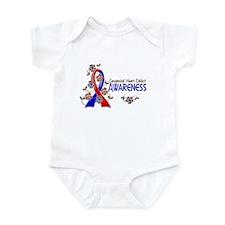 CHD Awareness 6 Infant Bodysuit