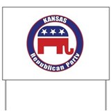 Vote republican Yard Signs