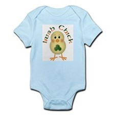 Funny Childrens irish Infant Bodysuit