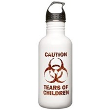 Tears of Children Water Bottle