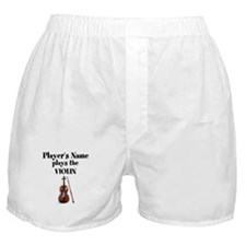 Personalize this Design Boxer Shorts