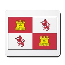 Spanish Flag (1513) Mousepad