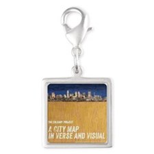 The Calgary Project - A City  Silver Square Charm