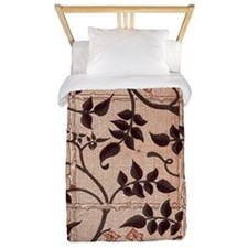William Morris Jasmine Trellis Twin Duvet