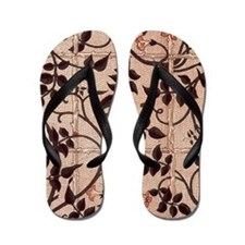 William Morris Jasmine Trellis Flip Flops