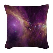 Spitzer's Orion Woven Throw Pillow