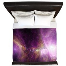Spitzer's Orion King Duvet