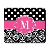Damask Mouse Pads
