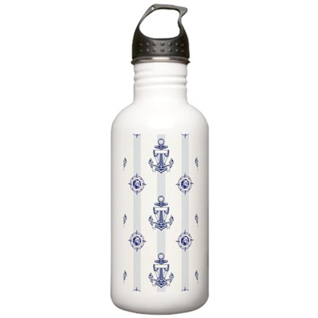 ANCHORS AWEIGH Stainless Water Bottle 1.0L