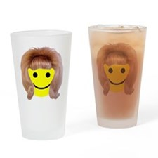 Wink Drinking Glass