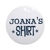 Joana Ornament (Round)