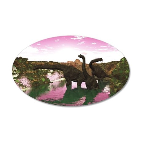 Brachiosaurus Wall Decal