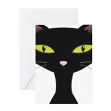 LOVE CATS Greeting Cards